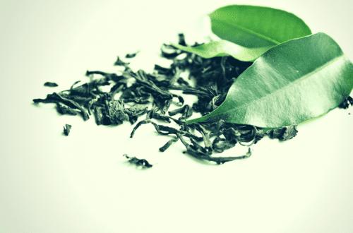 green tea serum for acne treatment
