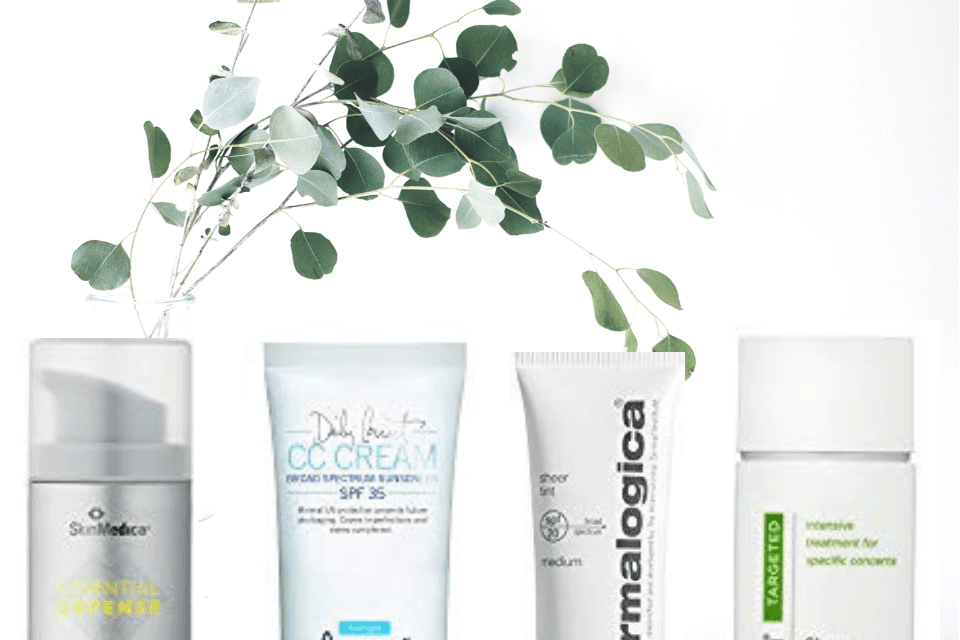 Scientific skincare - best mineral sunscreens with iron oxide