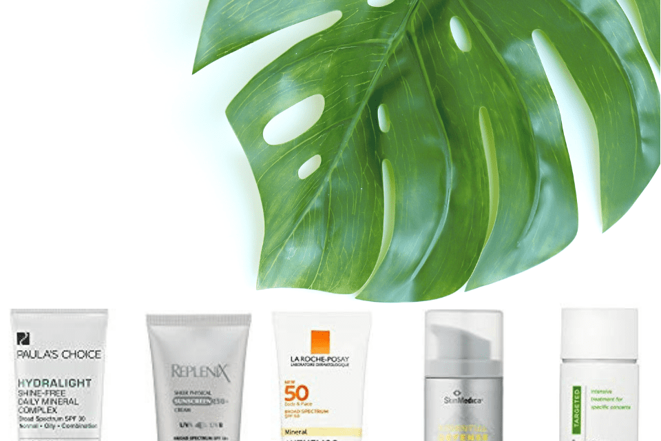 Scientific Skincare - Best Mineral Sunscreens With Antioxidants
