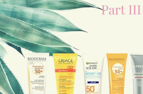 Scientific Skincare - Scientific Sunscreen Guide Part III: The Best Sunscreens With High UVA Protection