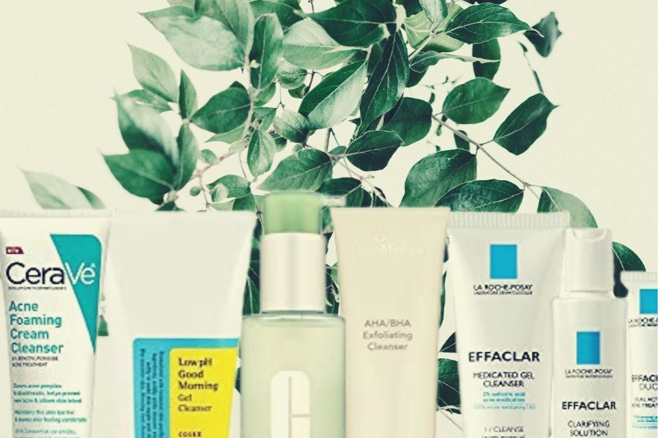 Scientific Skincare - The Best Cleansers For Oily Skin and Large Pores