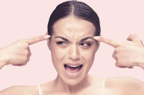 Scientific Skincare - Forehead Wrinkles at 25