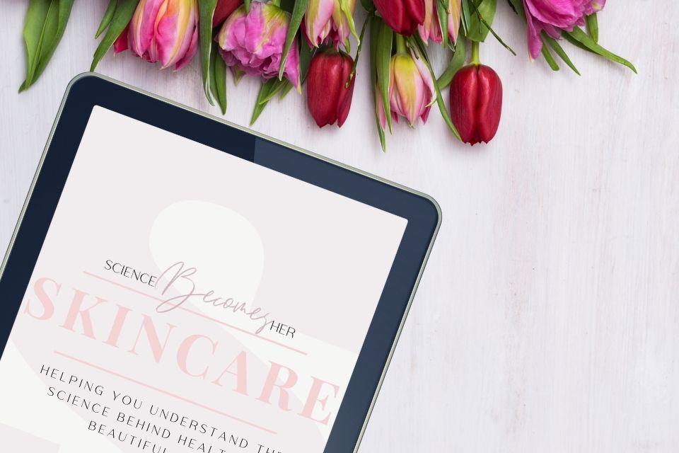 Skincare ebook