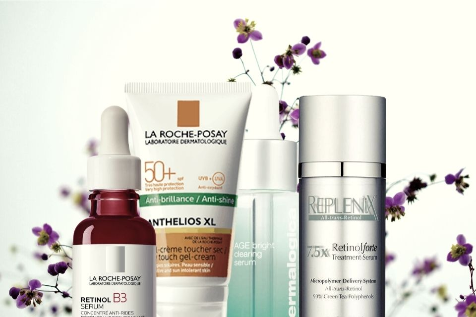 Best Anti-Aging Products for Acne-Prone Skin